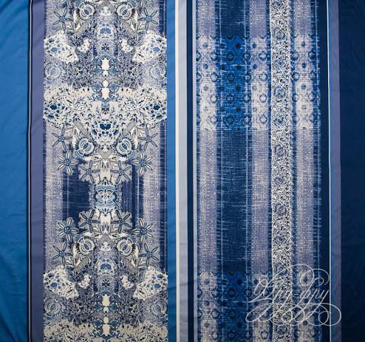 Купить товар Рубашечно-плательная ткань 2552ХПЛ по низкой цене с доставкой в интернет-магазине Цвет Апельсина.
