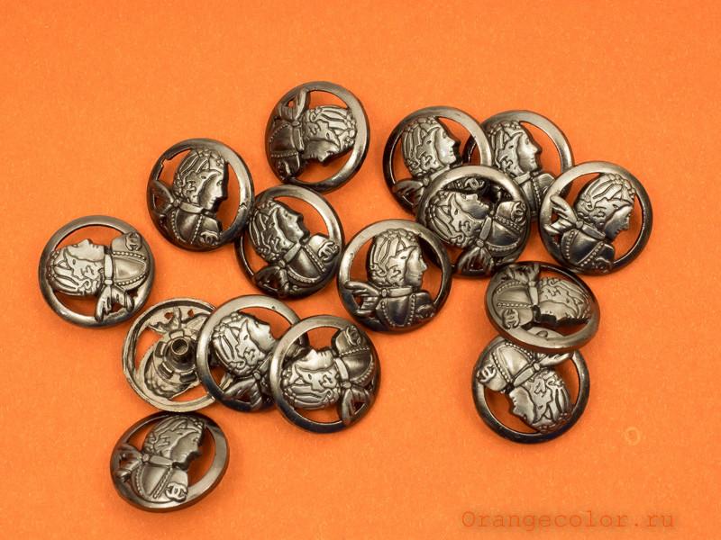 Купить товар Пробивная кнопка ПК1733-02-18 по низкой цене с доставкой в интернет-магазине Цвет Апельсина.