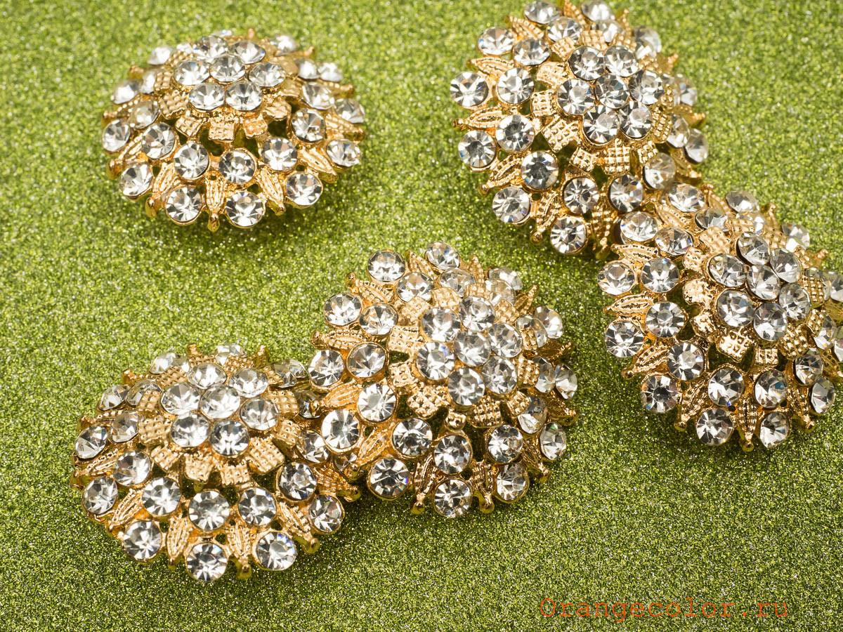 Купить товар Пуговица ПУ1551-01-26 по низкой цене с доставкой в интернет-магазине Цвет Апельсина.