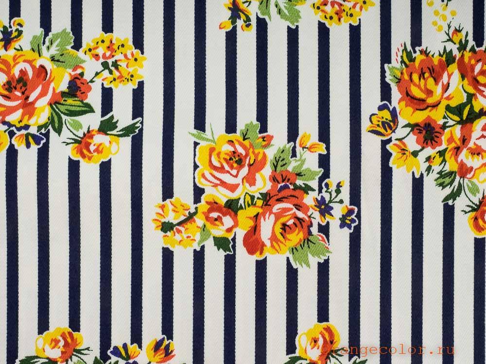 Купить товар Костюмно-плательная ткань 5873ХП по низкой цене с доставкой в интернет-магазине Цвет Апельсина.