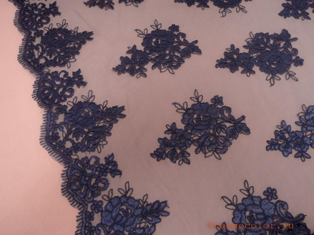 Купить товар Плотная вискозная вышивка 6120КР по низкой цене с доставкой в интернет-магазине Цвет Апельсина.