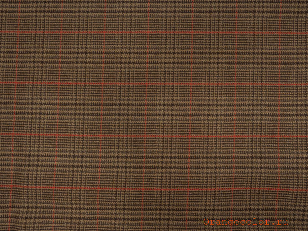 Купить товар Костюмно-плательная ткань 6348КТ по низкой цене с доставкой в интернет-магазине Цвет Апельсина.